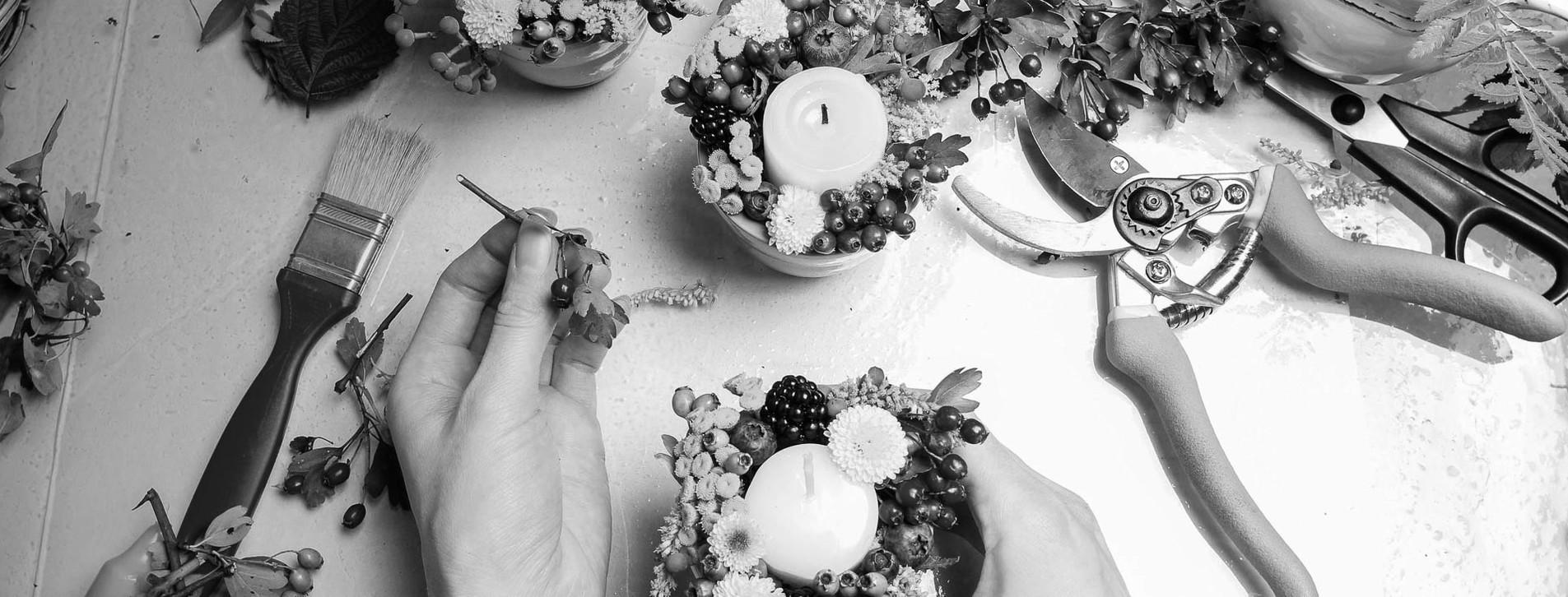 Фото - Мастер-класс изготовления свечи