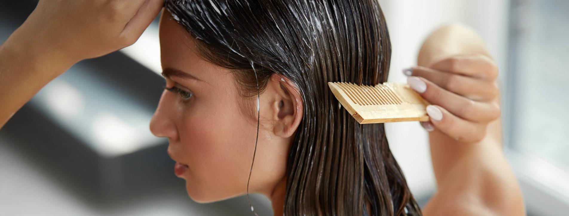 Фото - SPA уход за волосами