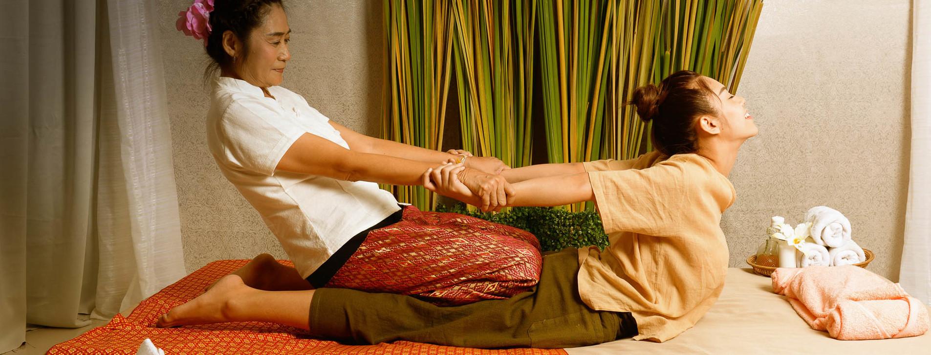 Фото - Тайский массаж для двоих