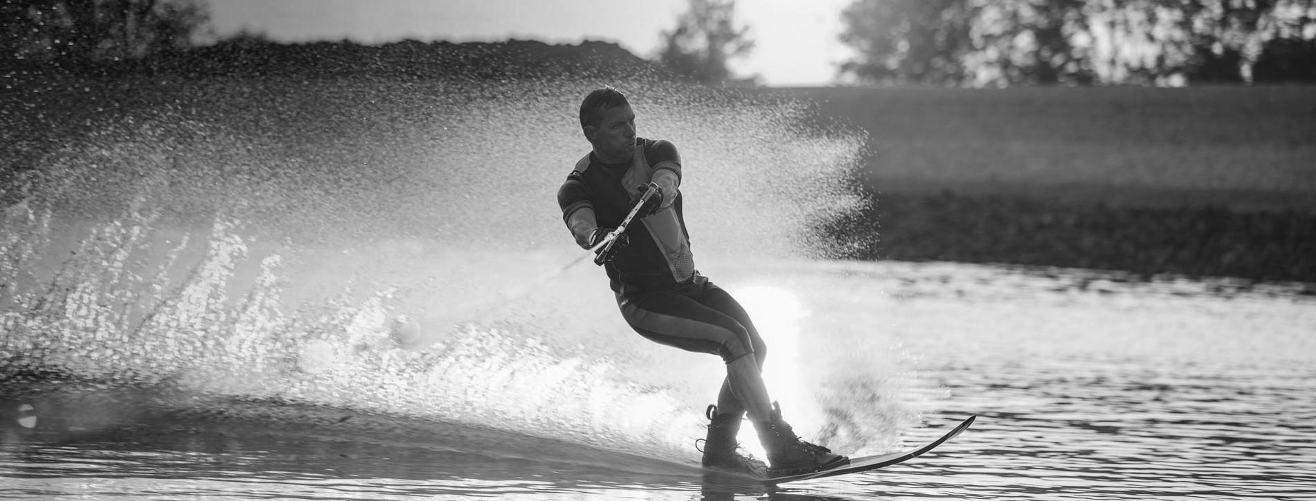 Фото - Катание на водных лыжах для двоих