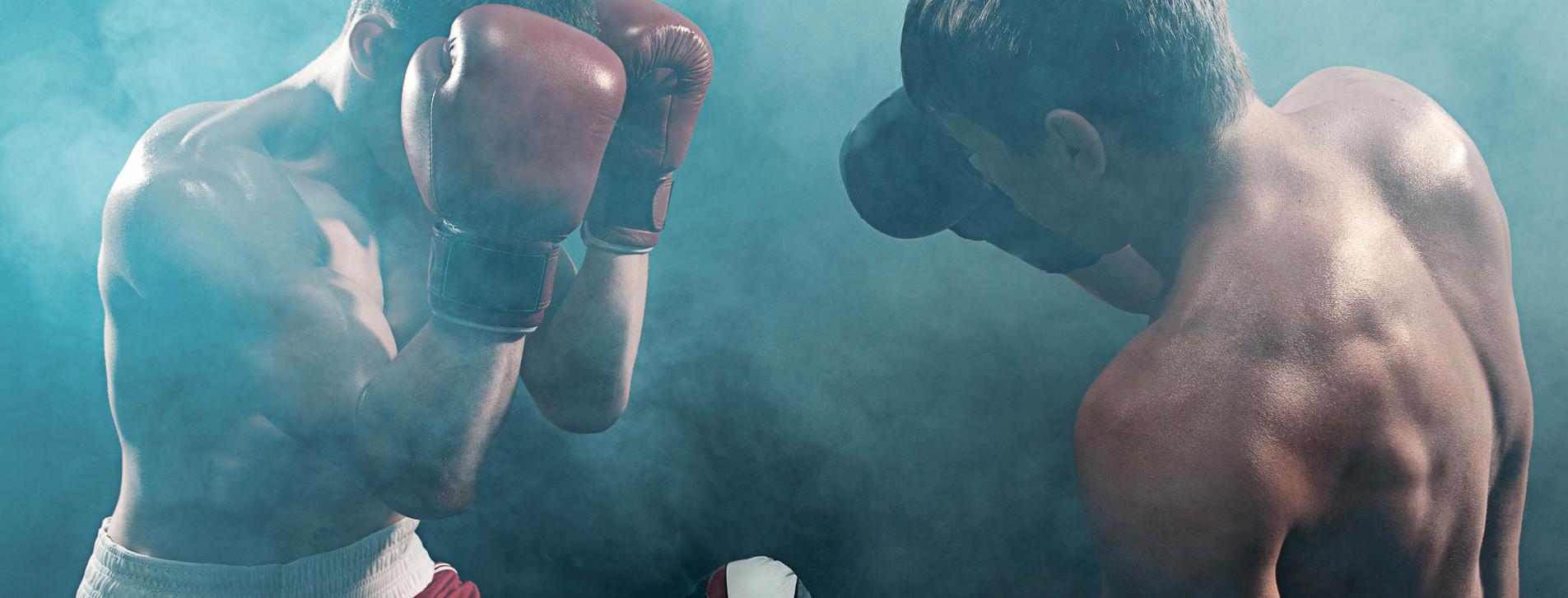 Фото - Майстер-клас боксу для двох