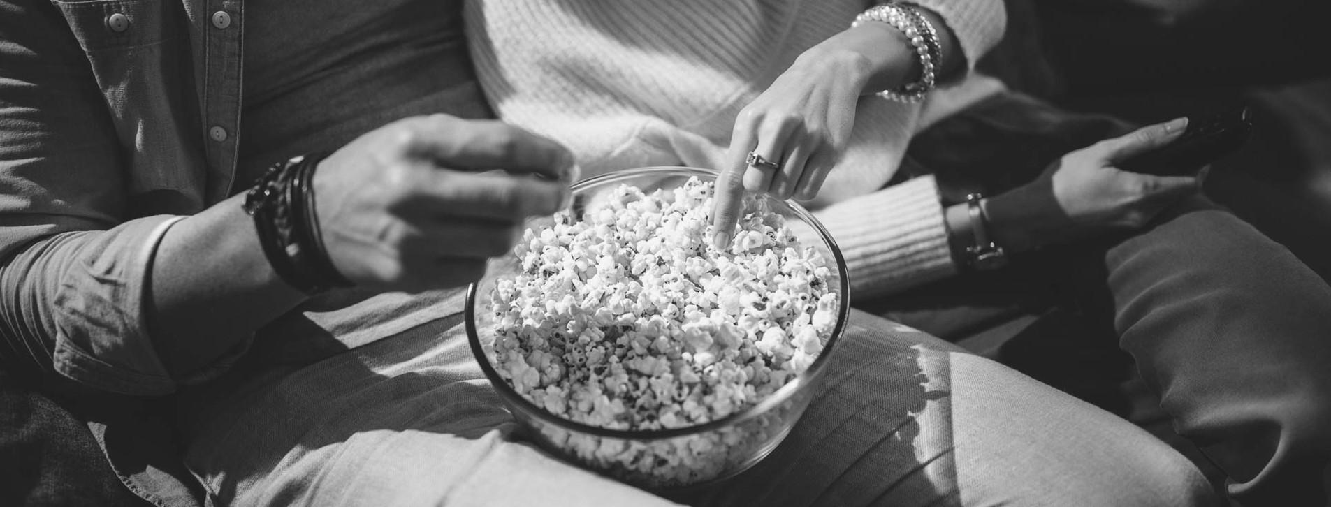 Фото - Романтическое свидание в кино