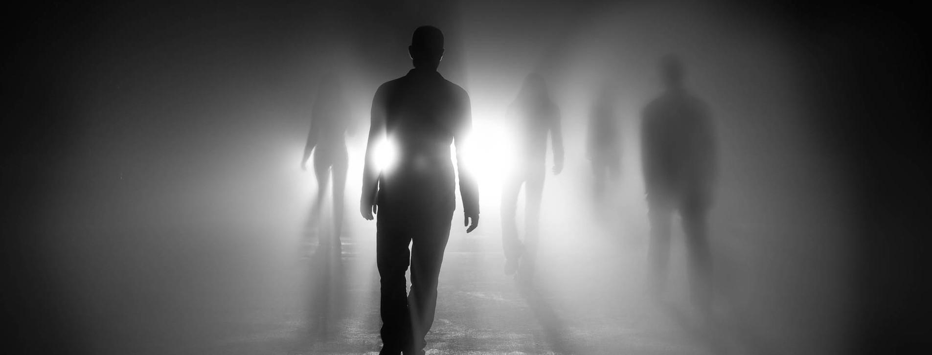 Фото - Квест в темноте для компании
