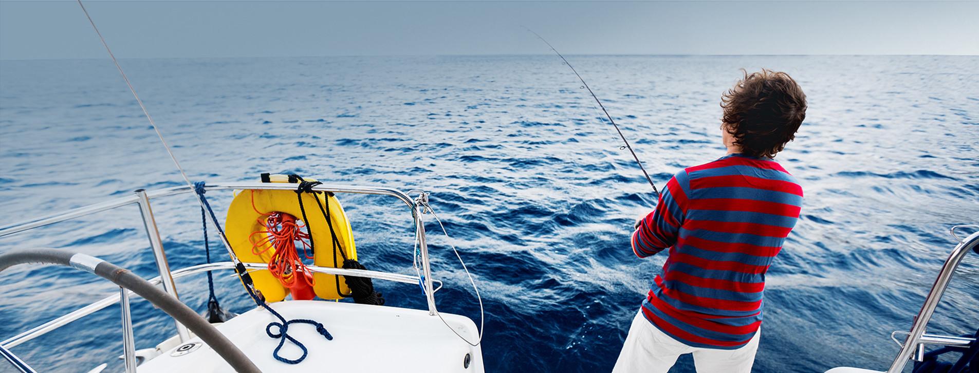 Фото - Рыбалка в открытом море