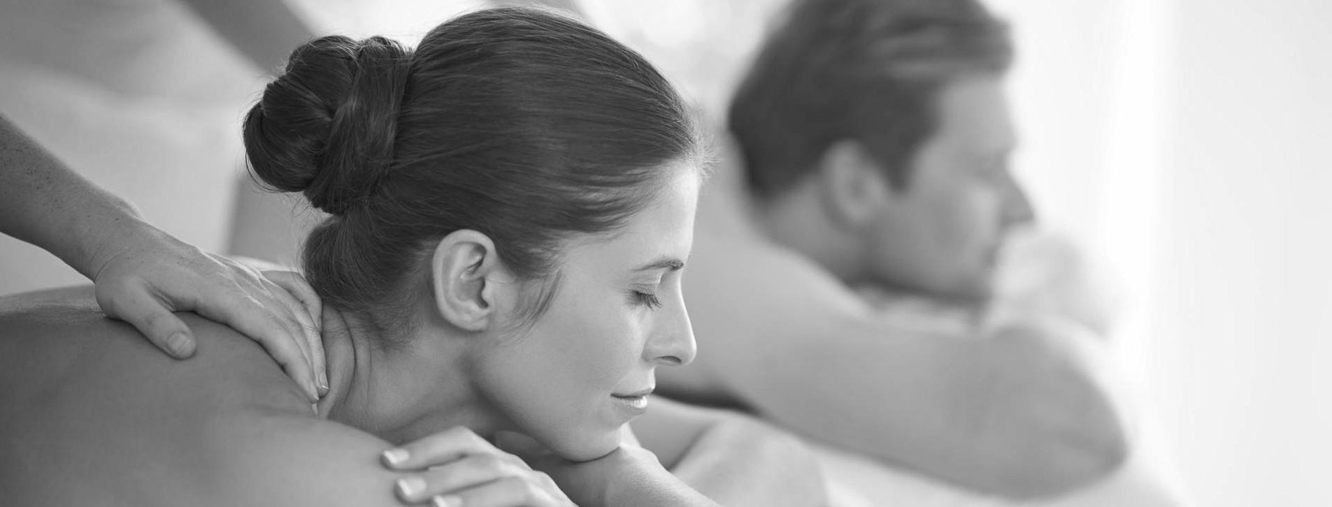 Фото - Антистрессовый массаж для двоих